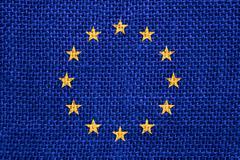 Stock Illustration of flag of European Union