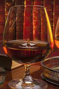Gentlemans Club - Brandy Stock Photos