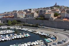 Marseille - South of France Stock Photos