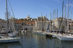 Marseille - Cote d'Azur - South of France - stock photo