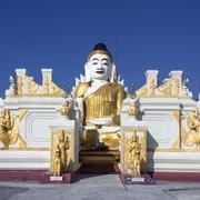 Nyaungshwe - Myanmar - stock photo