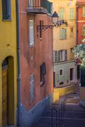 City of Nice - South of France - stock photo
