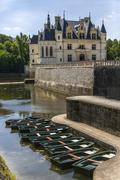 Chenonceau - Loire Valley - France Stock Photos