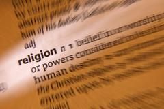 Religion - Dictionary Definition Kuvituskuvat