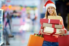 Time for Christmas shopping Kuvituskuvat