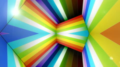 Stock Video Footage of Color art background 6