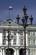 Stock Photo of Hermitage Museum - St Petersburg - Russian Federation