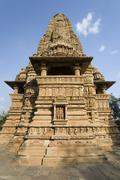 Khajuraho - Madhya Pradesh - India - stock photo