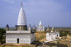 Sonagiri - Madhya Pradesh - India - stock photo
