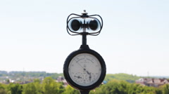 The Cup Anemometer 8 - stock footage