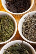 Chinese Herbal Teas Stock Photos