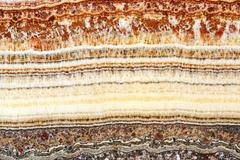 Geological Layers Stock Photos