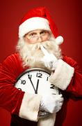 Christmas is soon - stock photo