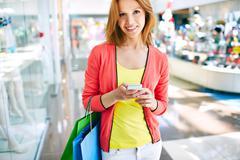 Contemporary consumer Stock Photos