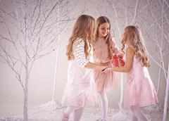Fairy dance Stock Photos