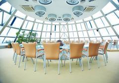Roundtable - stock photo