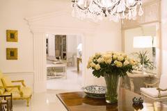 Luxury foyer Stock Photos