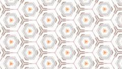 Motion Design Pattern Background Stock Footage