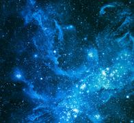 Galaxy stars nebula. Abstract space background. Elements of this image furnis Stock Photos