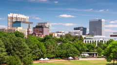 Columbia, SC Time Lapse Stock Footage