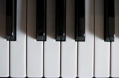 Piano keys, music Kuvituskuvat