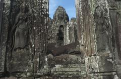 Angkor Wat, Siem Reap, Cambodia. Stock Photos