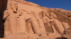 Abu Simbel. Egypt  - stock photo