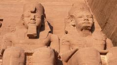Abu Simbel. Egypt  - stock photo