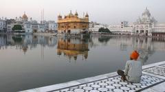 Golden Temple, Amritsar, India Stock Photos