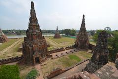 Ayutthaya, Thailand - stock photo