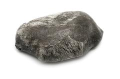 Black charcoal bread Stock Photos