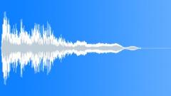 Resonance punch - sound effect