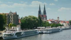 Regensburg Cathedral 2 Stock Footage