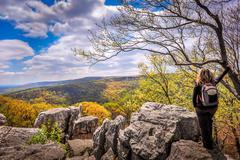 Appalachian Vistas Stock Photos