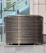 Ventilation equipment - stock photo