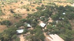 Beautiful Early Morning in Kitwe, Zambia Stock Footage