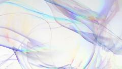 Bubble Lines Loop Stock Footage