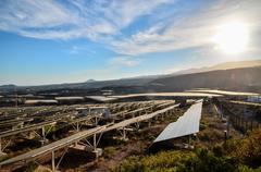Stock Photo of Renewable Energy Concept