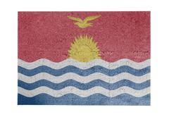 Stock Photo of Large jigsaw puzzle of 1000 pieces - Kiribati