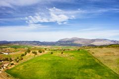 Andalusia Landscape - stock photo