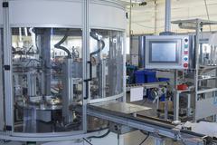 Automatic production line Stock Photos