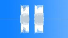 Negative click button 12 - sound effect