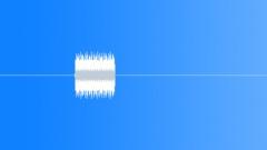 Negative click button 25 - sound effect