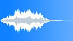 Futuristic intro transition 1 Sound Effect
