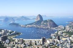 Sugarloaf Mountain in Rio de Janeiro, Brazil Kuvituskuvat