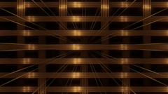 Brown abstract background, loop Stock Footage