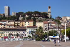 Cannes - Cote d Azur - South of France - stock photo