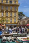 Nice - Cote d Azur - South of France. Stock Photos
