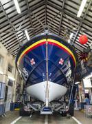 RNLI Lifeboat - Scarborough - England Stock Photos