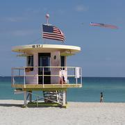 Miami Beach - Florida - United States of America - stock photo